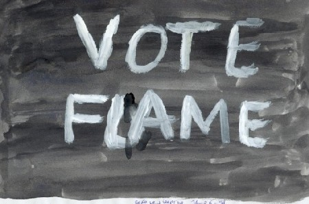 Vote Flame